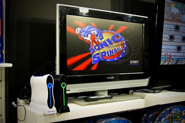 Новая игровая консоль от Sega этим летом