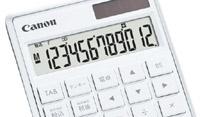 Калькулятор и цифровая клавиатура от Canon