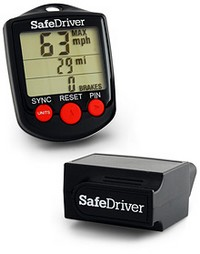 SafeDriver Wireless Vehicle Monitor
