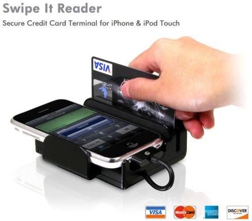 Swipe It Reader превращает iPhone в терминал для кредитных карт