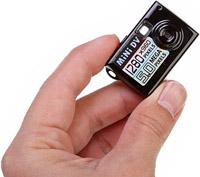 Минималистичный фотоаппарат за