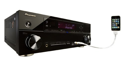 7.1-канальные AV-ресиверы  Pioneer VSX-920-K, VSX-1020-K и VSX-1120-K