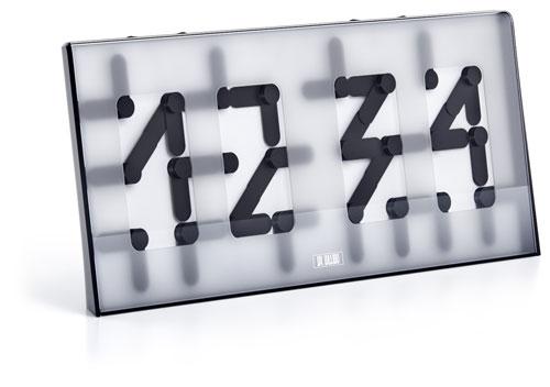 Сегментус: новые часы от Артемия Лебедева