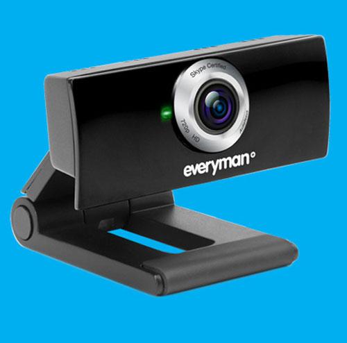 FREETALK Everyman HD – веб-камера для пользователей Skype