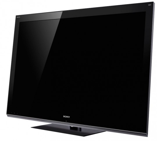 Телевизор от Sony с технологией от Intel и программным обеспечением от Google