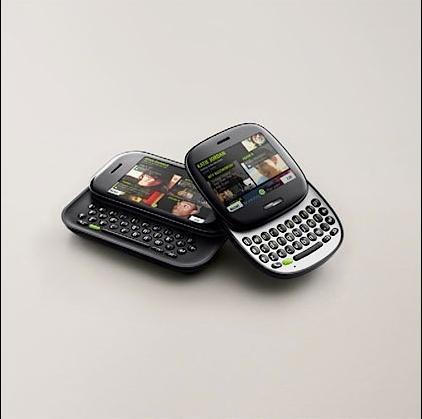 Смартфоны Kin One и Kin Two от Microsoft