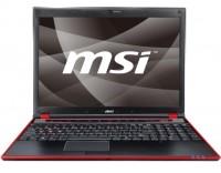 Стильный и мощный игровой ноутбук MSI GX640