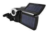 Первая в мире HD-видеокамера на солнечных батареях