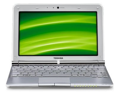Toshiba B305-10F и HP Mini 210 с процессором Atom N455