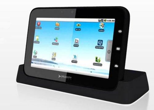 Два новых Android-планшета от Velocity Micro