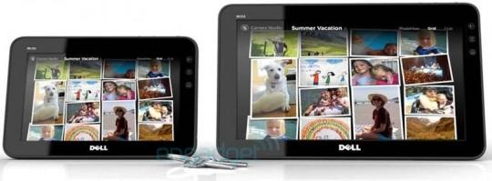 В Сети появились изображения планшетов Dell