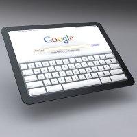 Google работает над «убийцей iPad»