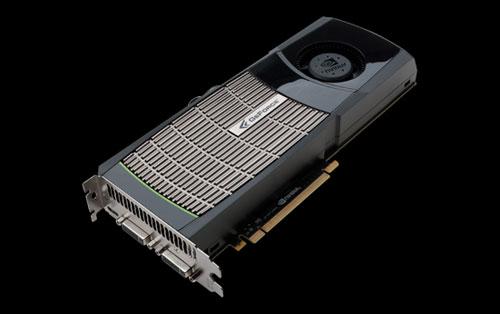 Видеокарта NVIDIA GTX 480 создана, чтобы работать при высокой температуре