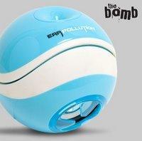Колонки iFrogz Bomb отлично подойдут для отдыха на природе