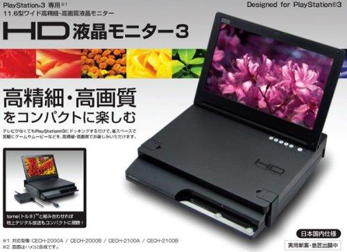 Hori HP3-87 – собственный экран для PS3