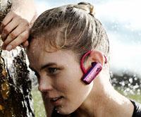 Новый водонепроницаемый Sony Walkman