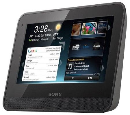 Интернет-планшет Sony Dash вышел в продажу