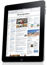 Продажи Apple iPad преодолели двухмиллионный рубеж