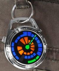 Оригинальные карманные часы Kisai Round Trip