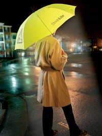 Lightedsafetyumbrella