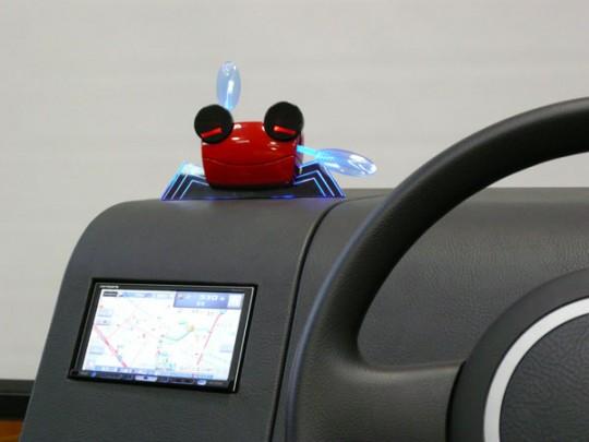 Оригинальное навигационное устройство NaviRobo