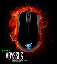 Новая игровая мышь Razer Abyssus Mirror Special Edition