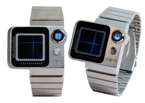 Scope Watch отображает время в форме координат