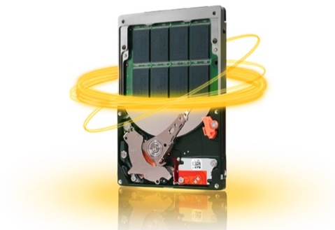 Гибридный привод Seagate Momentus XT – производительность SSD по цене HDD