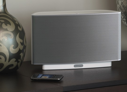 Обновление для аудиосистемы ZonePlayer S5 от Sonos