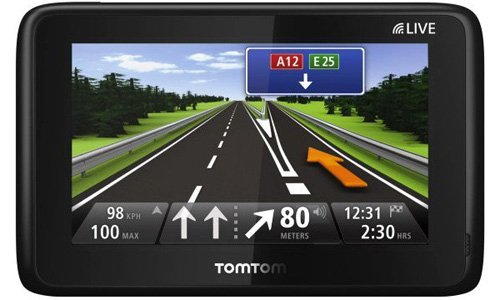 GPS-навигатор the Go Live 1000 от TomTom