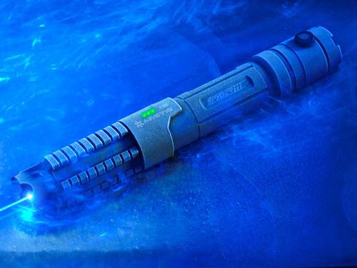 Spyder III Pro Arctic – практически настоящий лазерный меч
