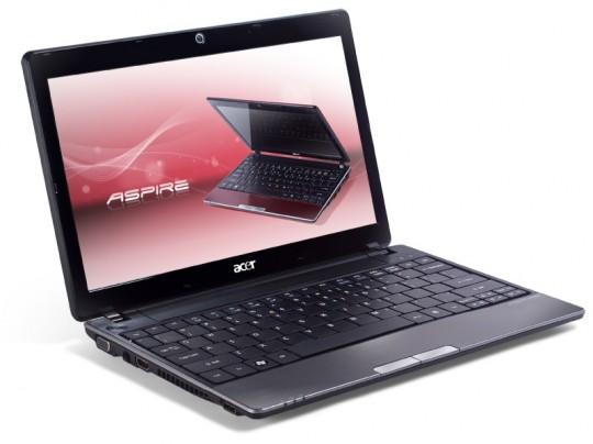 Нетбуки Aspire One AO721, AO521, AOD260 и AO533 от Acer