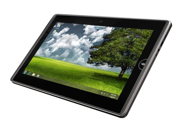 Eee Pad и Eee Tablet - новые планшеты от Asus