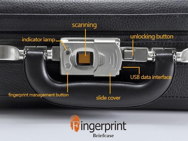 Биометрический кейс