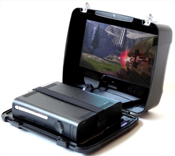 Делаем Xbox 360 портативной