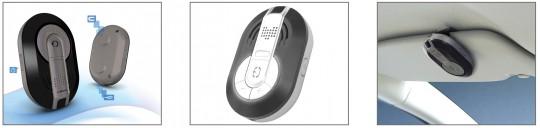 Новый Bluetooth-спикерфон от Moshi