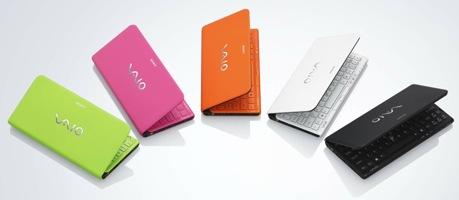 Sony VAIO P второго поколения вышли в продажу