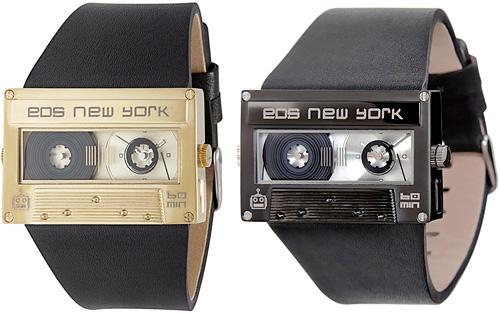 EOS Mixtape – оригинальные часы в стиле ретро