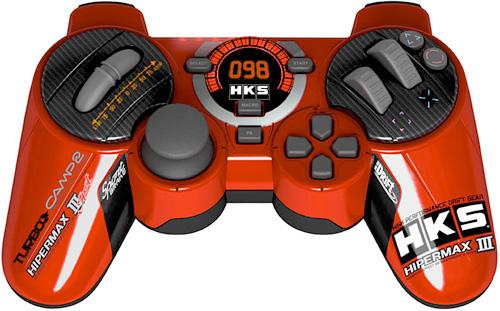 HKS Racing Controller – достойная альтернатива игровому рулю