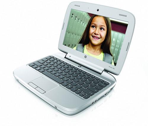 Mini 100e – школьный нетбук от HP