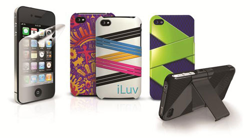Belkin и iLuv представили аксессуары для iPhone 4
