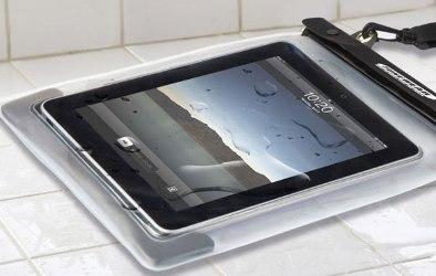 Водонепроницаемый футляр для iPad