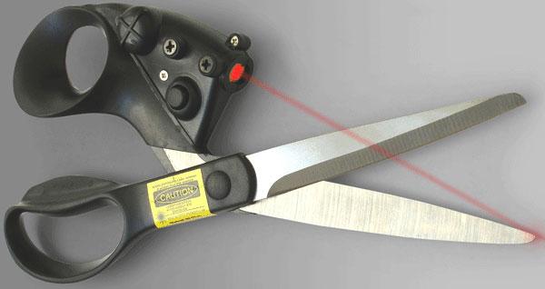 Снайперские ножницы от Stupidiotic