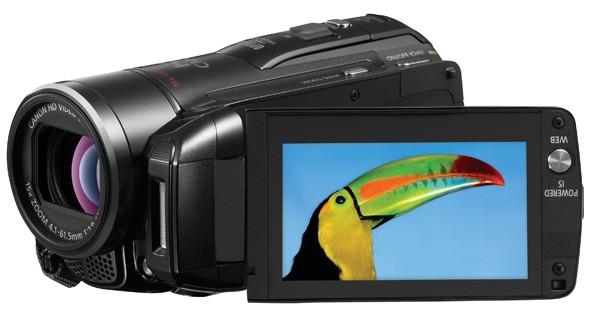 Камкордер Canon VIXIA HF M32 - вплоть до 2 Тб памяти и многое другое