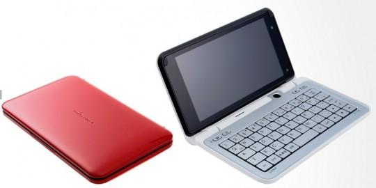Sharp DoCoMo LYNX SH-10B - новое мобильное интернет-устройство под управлением Android