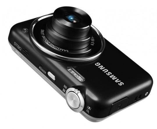 Камера ST80 от Samsung - WiFi, 14.2 Мп и поддержка 720p HD-видео