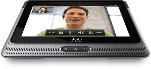 Android-планшет Cisco Cius – надежный помощник в работе