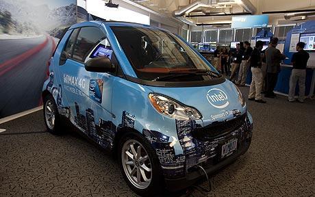 Умные автомобили от Intel: благо или угроза?