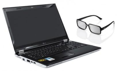 Компания LG выпустила проектор и представила ноутбук с поддержкой 3D