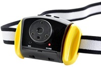 Waterproof Sports Camera With Laser & Audio
